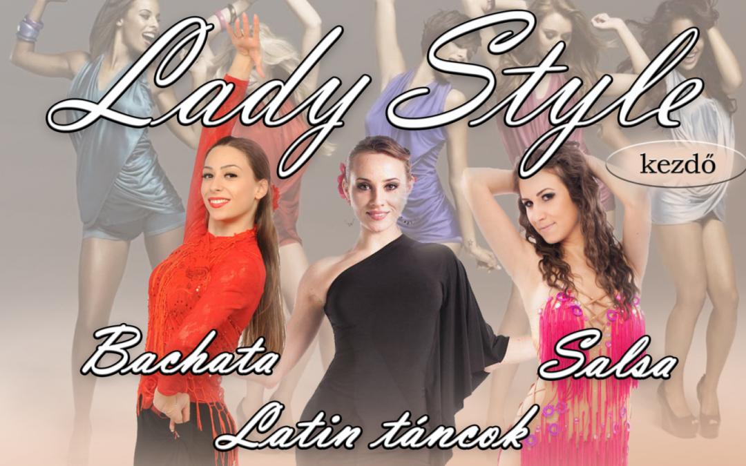 Sopronban új tánctanfolyam indul kizárólag hölgyek részére.